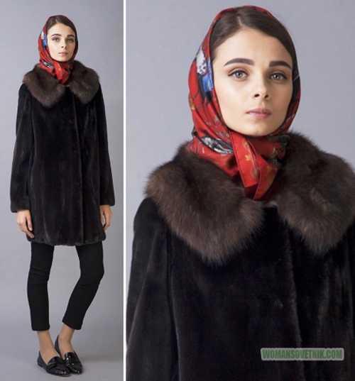 платок из шелка на заказ натуральный шелк